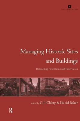Managing Historic Sites and Buildings image