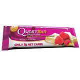 Quest Nutrition - Quest Bar x 1 (White Chocolate Raspberry)