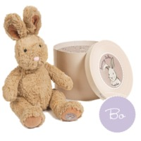 "Ragtales: Bo ""Dress Up"" Rabbit Plush"