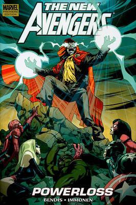 New Avengers: Vol. 12: Power Loss image