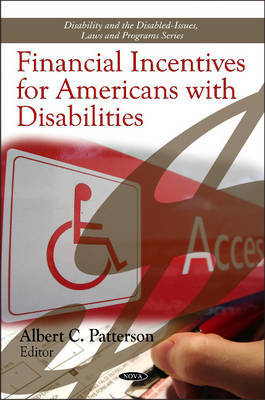 Financial Incentives for Americans with Disabilities