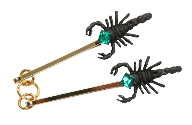Fantastic Beasts - Percival's Scorpion Pin