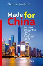 Made for China by Christian Nothhaft