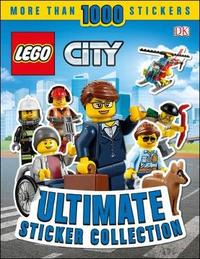 Ultimate Sticker Collection: Lego City by DK