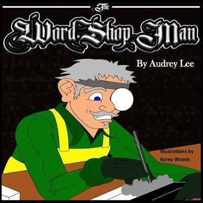 The Word Shop Man by Audrey Lee image