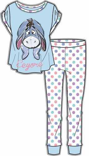 Ladies Eeyore Pyjamas