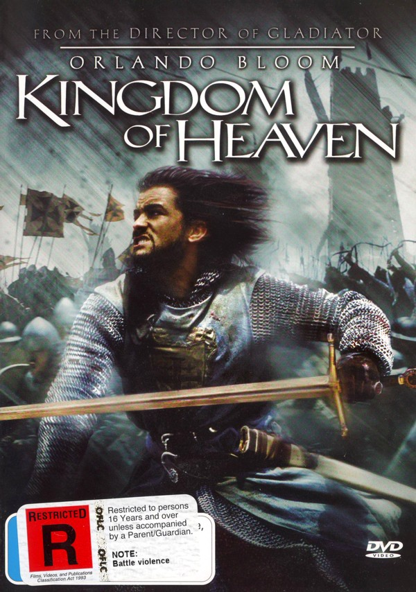 Kingdom Of Heaven (Single Disc) on DVD image