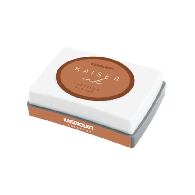 Kaisercraft: Ink Pad - Chestnut