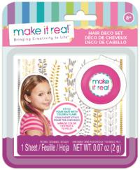 Make It Real: Hair Deco Set - Pink