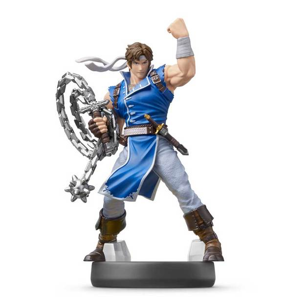 Nintendo Amiibo Richter - Super Smash Bros Ultimate for Switch