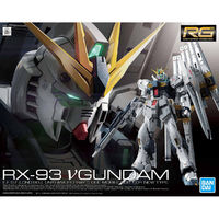 RG 1/144 Nu Gundam - Model Kit