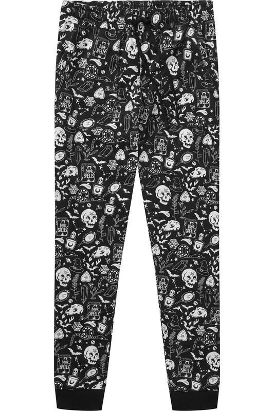 Killstar: Dark Slumbers Lounge Pants - XS