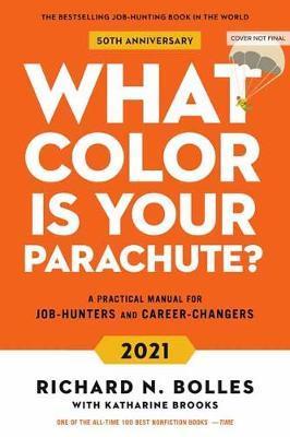 What Colour Is Your Parachute? 2021 image