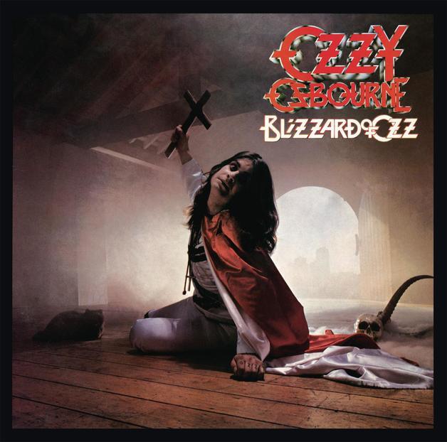 Blizzard Of Ozz (Coloured Vinyl) by Ozzy Osbourne