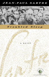 Troubled Sleep by Jean Paul Sartre image