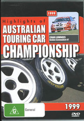 Highlights Of The Australian Touring Car Championship 1999 on DVD