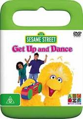 Sesame Street: Get Up And Dance on DVD