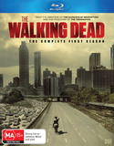The Walking Dead - The Complete First Season on Blu-ray