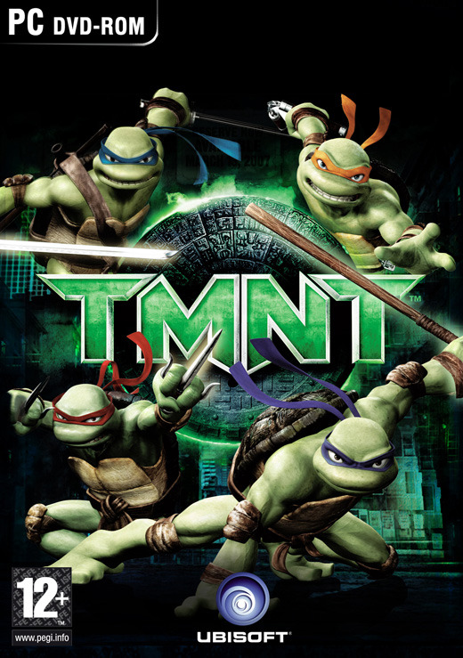 Teenage Mutant Ninja Turtles for PC Games