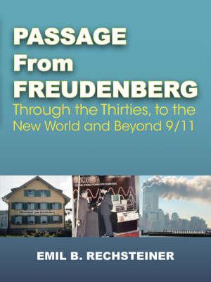 Passage from Freudenberg by Emil B. Rechsteiner