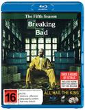 Breaking Bad - Season 5 on Blu-ray