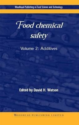 Food Chemical Safety: Additives: Volume 2