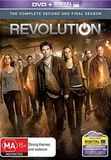 Revolution - The Complete Second Season DVD