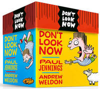 Don'T Look Now 4 Book Gift Box by Paul Jennings