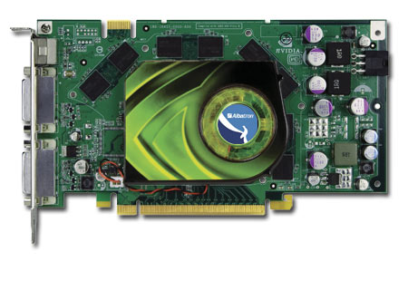 ALBATRON 7900GT 512MB DDR3 PCIE image