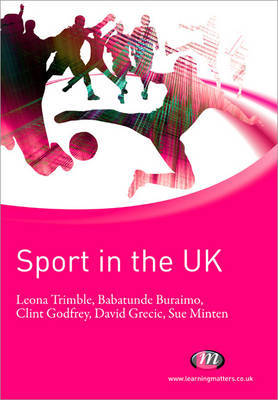 Sport in the UK by Leona Trimble image
