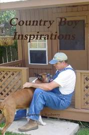 Country Boy Inspirations by Lawrence Rasberry