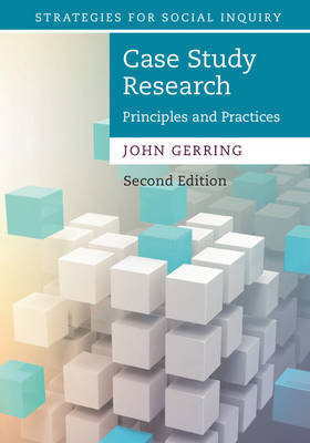 Case Study Research by John Gerring image