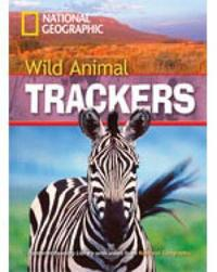 Wild Animal Trackers by Rob Waring image