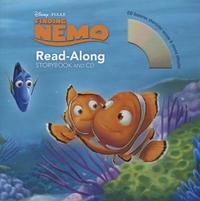 Finding Nemo Read-Along Storybook and CD image