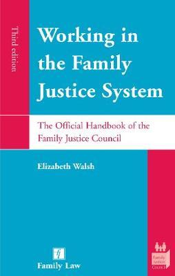 Working in the Family Justice System by Elizabeth Walsh image