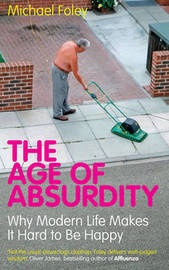 The Age of Absurdity by Michael Foley image