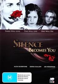 Silence Becomes You on DVD