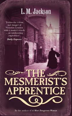 The Mesmerist's Apprentice by L.M. Jackson image