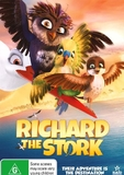 Richard the Stork on DVD