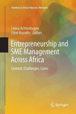 Entrepreneurship and Sme Management Across Africa image