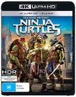 Teenage Mutant Ninja Turtles (2014) on UHD Blu-ray