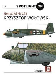 Henschel HS 129 by Krzysztof Wolowski