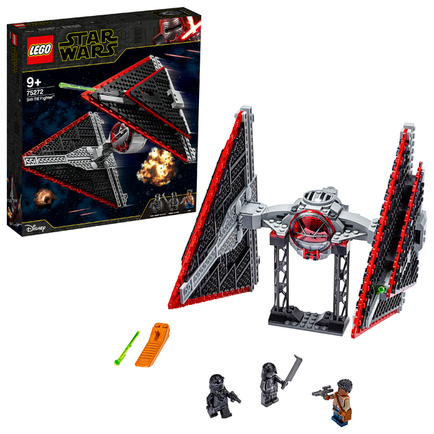 LEGO: Star Wars - Sith TIE Fighter (75272)