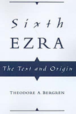 Sixth Ezra by Theodore A. Bergren image