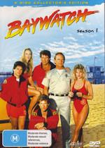 Baywatch - Season 1 (6 Disc Box Set) on DVD