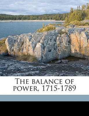 The Balance of Power, 1715-1789 by Arthur Hassall image