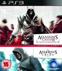 Assassin's Creed & Assassin's Creed II Double Pack for PS3