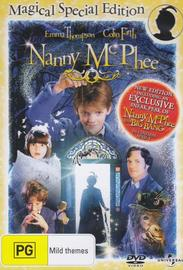 Nanny McPhee - Special Edition on DVD