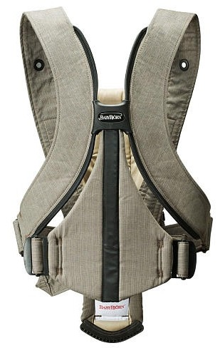 Baby Bjorn Baby Carrier Active Mesh Synergy Organic