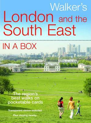 Walker's London and the South East in a Box by Duncan Petersen image